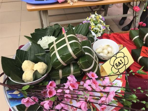 Chương trình  Xuân yêu thương - một ngày hội cho thầy và trò trường THCS Tả Thanh Oai