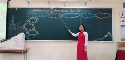 Hội thi giáo viên giỏi cấp thành phố