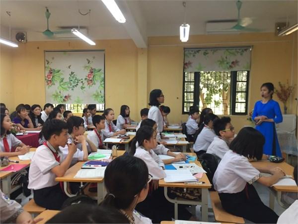 Chuyên đề cấp huyện toán 7: Phát huy tính tích cực, chủ động của học sinh qua việc hình thành kiến thức mới