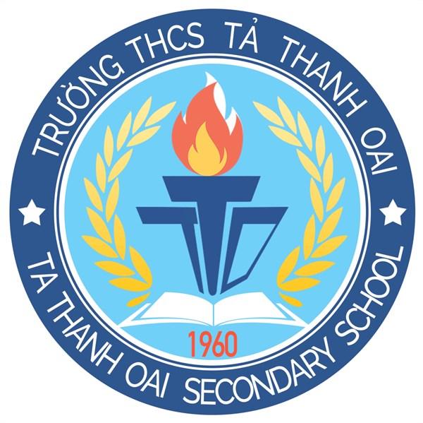 Logo biểu trưng chính thức của  trường trung học cơ sở tả thanh oai