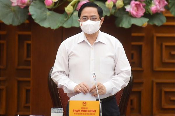 Công điện về việc tăng cường thực hiện phòng chống dịch bệnh COVID 19 trên địa bàn thành phố Hà Nội.