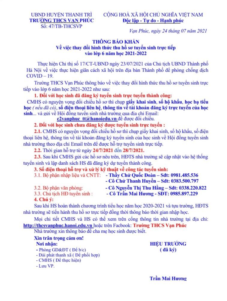 """<a href=""""/tin-tuc/thong-bao-khan-ve-viec-thay-doi-hinh-thuc-thu-ho-so-tuyen-sinh-truc-tiep-vao-lo/ct/225/9791"""">THÔNG BÁO KHẨN Về việc thay đổi hình thức thu hồ<span class=bacham>...</span></a>"""