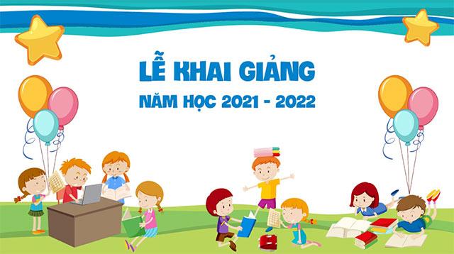 Bài phát biểu của cô hiệu trưởng nhân dịp năm học mới 2021-2022